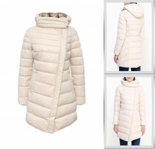 Бежевые куртки, куртка утепленная tantra, осень-зима 2016/2017