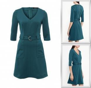 Серые юбки, юбка pennyblack, осень-зима 2016/2017