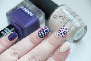 Леопардовый маникюр, простой дизайн ногтей в домашних условиях