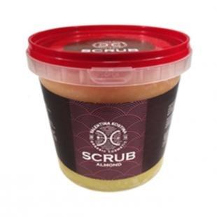 Ежедневный скраб, valentina kostina миндальный скраб organic cosmetic almond scrub (объем 1000 мл)