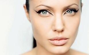 Креативный макияж, агрессивный макияж