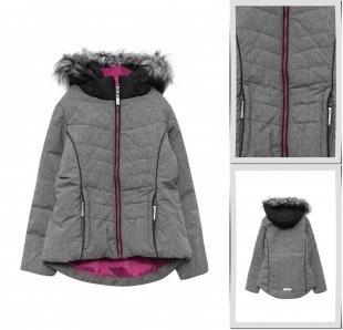 Серые куртки, куртка утепленная icepeak, осень-зима 2016/2017