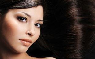 Макияж для круглых карих глаз, нежнейший макияж для карих глаз