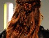 Причёски с распущенными волосами, фото 6