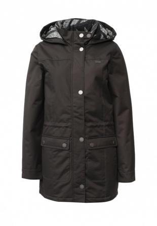 Хаки куртки, куртка утепленная roxy, осень-зима 2016/2017