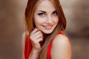 Макияж на выпускной для рыжих, сочетание макияжа голубых глаз с цветом волос