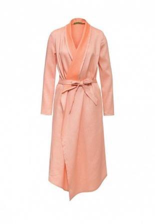 Оранжевые пальто, пальто xarizmas, весна-лето 2016