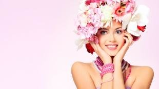 Естественный макияж для серо-голубых глаз, весенний макияж для серых глаз