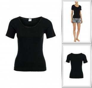 Черные футболки, футболка vis-a-vis, весна-лето 2016