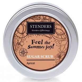 """Скраб с абрикосовыми косточками, stenders сахарный скраб """"восточный абрикос"""", 250 г"""