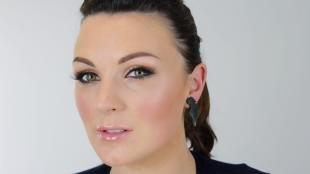 Макияж для опущенных уголков глаз, классический дневной макияж
