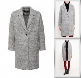 Пальто, пальто concept club, осень-зима 2016/2017