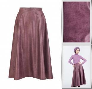 Фиолетовые юбки, юбка bella kareema,