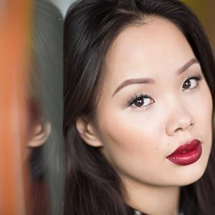Деловой макияж, японский макияж