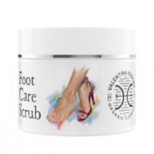 Скраб для жирной кожи, valentina kostina скраб для ног organic cosmetic (объем 200 мл)