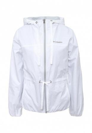 Белые куртки, куртка columbia, весна-лето 2016