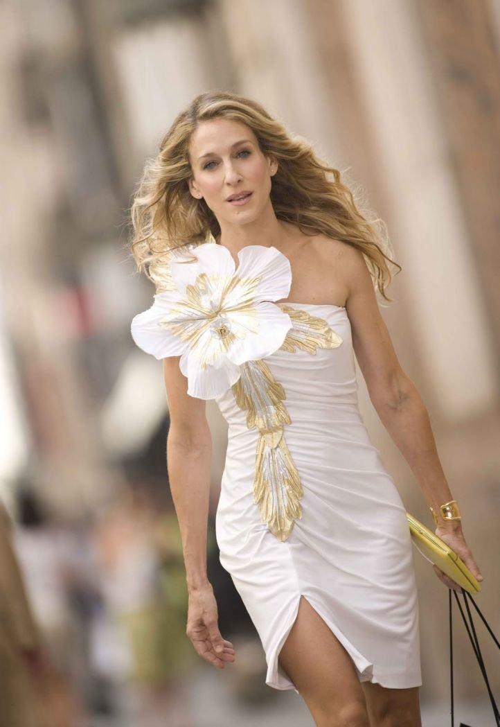 Украшение на платье цветок своими руками
